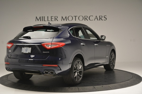 New 2018 Maserati Levante S Q4 GranSport for sale Sold at Aston Martin of Greenwich in Greenwich CT 06830 8