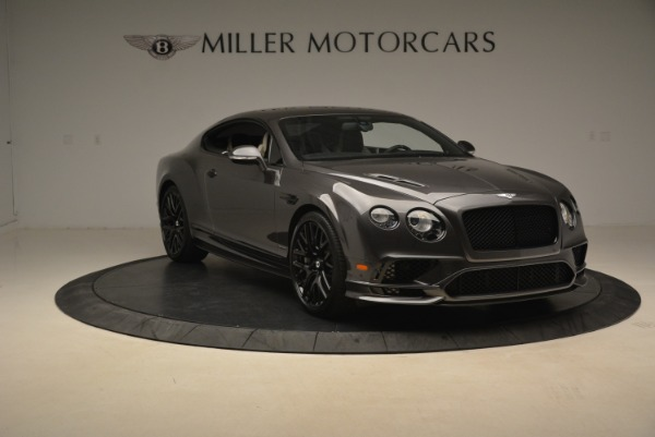 Used 2017 Bentley Continental GT Supersports for sale Sold at Aston Martin of Greenwich in Greenwich CT 06830 11