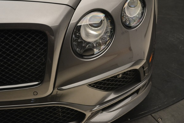 Used 2017 Bentley Continental GT Supersports for sale Sold at Aston Martin of Greenwich in Greenwich CT 06830 14