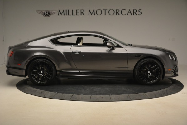 Used 2017 Bentley Continental GT Supersports for sale Sold at Aston Martin of Greenwich in Greenwich CT 06830 9