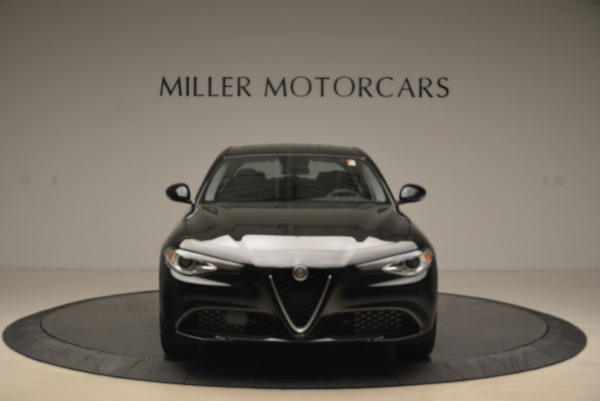 New 2018 Alfa Romeo Giulia Ti Q4 for sale Sold at Aston Martin of Greenwich in Greenwich CT 06830 12