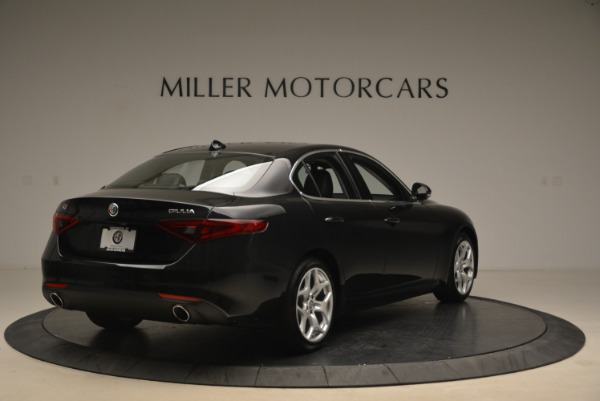 New 2018 Alfa Romeo Giulia Ti Q4 for sale Sold at Aston Martin of Greenwich in Greenwich CT 06830 7