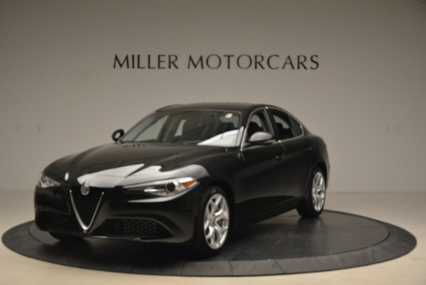 New 2018 Alfa Romeo Giulia Ti Q4 for sale Sold at Aston Martin of Greenwich in Greenwich CT 06830 1