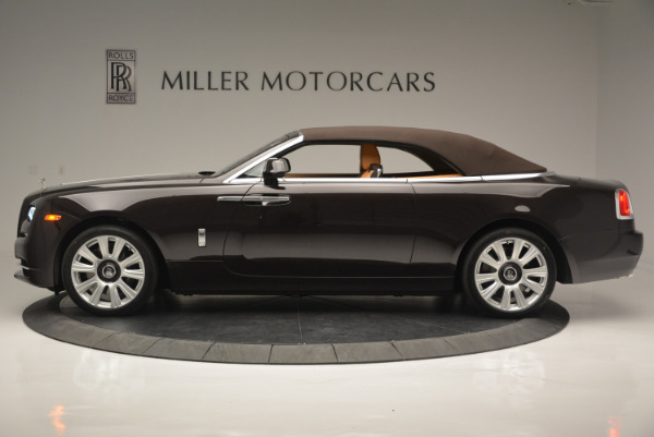 Used 2018 Rolls-Royce Dawn for sale Sold at Aston Martin of Greenwich in Greenwich CT 06830 10
