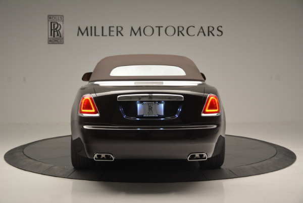 Used 2018 Rolls-Royce Dawn for sale Sold at Aston Martin of Greenwich in Greenwich CT 06830 12