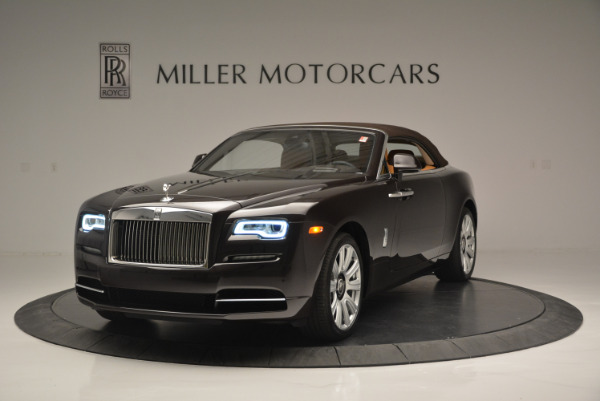 Used 2018 Rolls-Royce Dawn for sale Sold at Aston Martin of Greenwich in Greenwich CT 06830 9