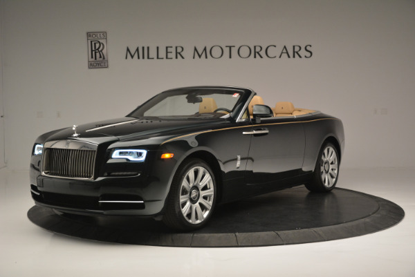 Used 2018 Rolls-Royce Dawn for sale Sold at Aston Martin of Greenwich in Greenwich CT 06830 1