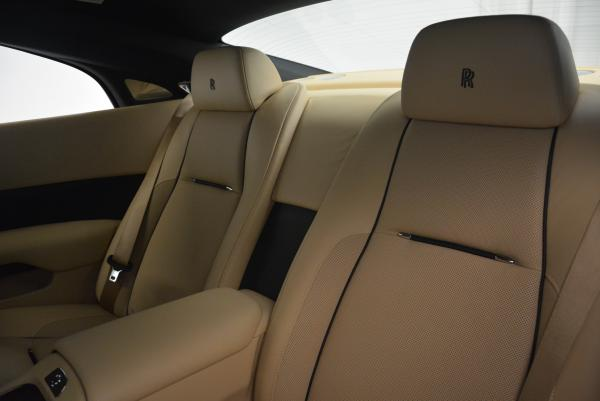 New 2016 Rolls-Royce Wraith for sale Sold at Aston Martin of Greenwich in Greenwich CT 06830 26