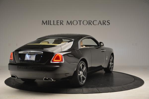New 2016 Rolls-Royce Wraith for sale Sold at Aston Martin of Greenwich in Greenwich CT 06830 8