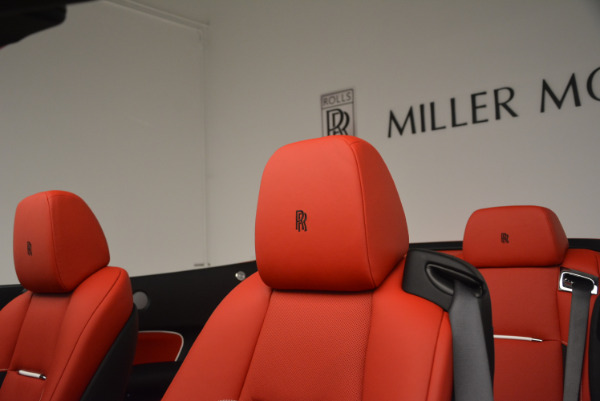 New 2018 Rolls-Royce Dawn for sale Sold at Aston Martin of Greenwich in Greenwich CT 06830 20