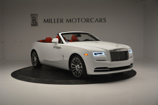 New 2018 Rolls-Royce Dawn for sale Sold at Aston Martin of Greenwich in Greenwich CT 06830 8