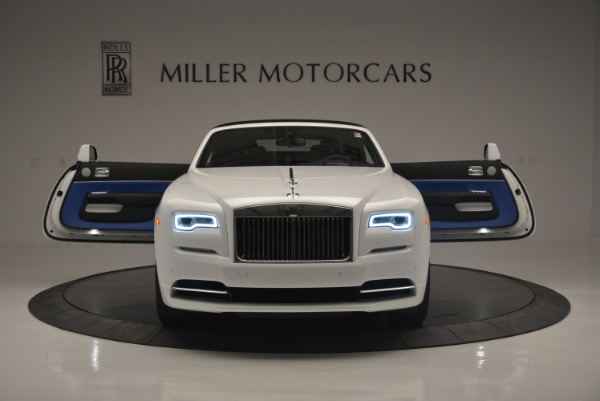 Used 2018 Rolls-Royce Dawn for sale Sold at Aston Martin of Greenwich in Greenwich CT 06830 17