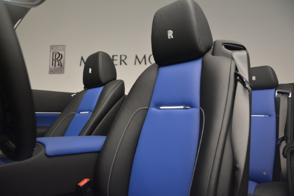 Used 2018 Rolls-Royce Dawn for sale Sold at Aston Martin of Greenwich in Greenwich CT 06830 19