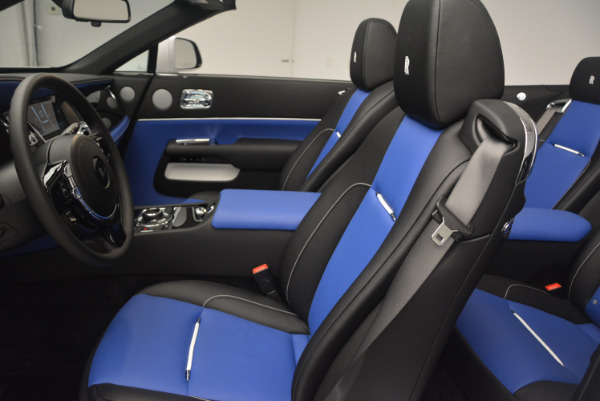 Used 2018 Rolls-Royce Dawn for sale Sold at Aston Martin of Greenwich in Greenwich CT 06830 20
