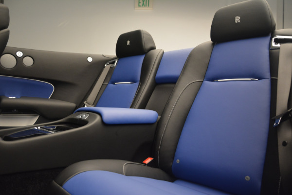 Used 2018 Rolls-Royce Dawn for sale Sold at Aston Martin of Greenwich in Greenwich CT 06830 24
