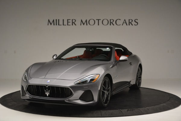 New 2018 Maserati GranTurismo Sport Convertible for sale Sold at Aston Martin of Greenwich in Greenwich CT 06830 13