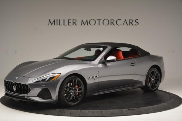 New 2018 Maserati GranTurismo Sport Convertible for sale Sold at Aston Martin of Greenwich in Greenwich CT 06830 14