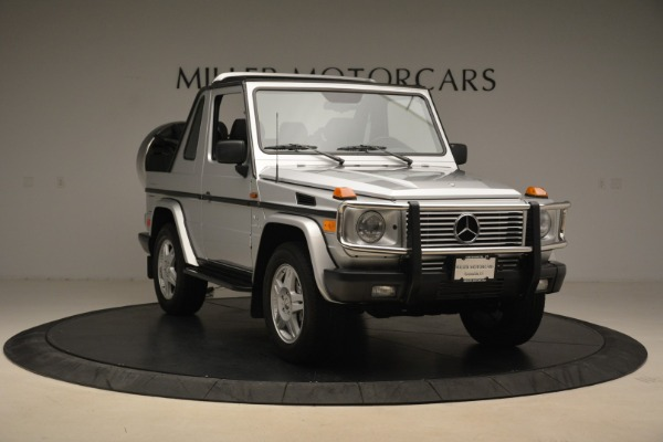 Used 2000 Mercedes-Benz G500 RENNTech for sale Sold at Aston Martin of Greenwich in Greenwich CT 06830 11