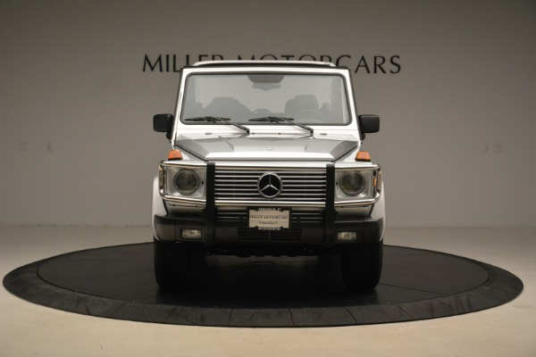 Used 2000 Mercedes-Benz G500 RENNTech for sale Sold at Aston Martin of Greenwich in Greenwich CT 06830 12