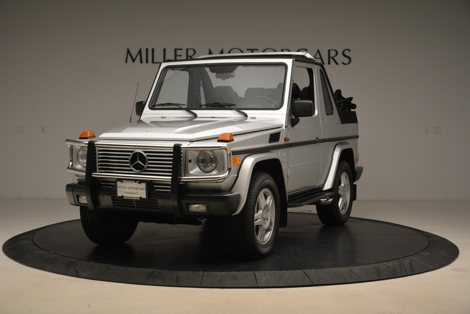 Used 2000 Mercedes-Benz G500 RENNTech for sale Sold at Aston Martin of Greenwich in Greenwich CT 06830 1