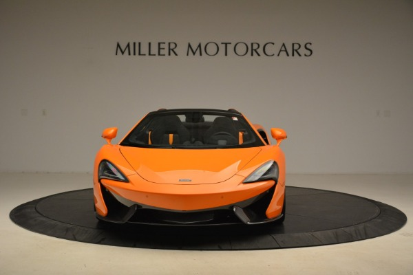 Used 2018 McLaren 570S Spider Convertible for sale Sold at Aston Martin of Greenwich in Greenwich CT 06830 12