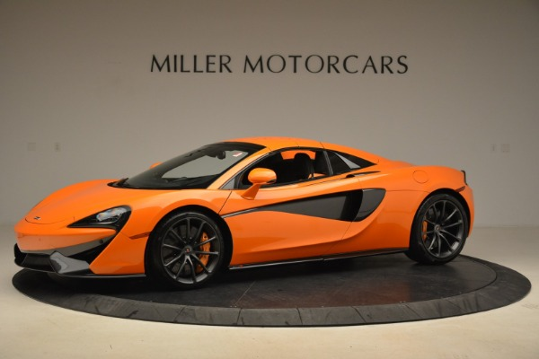Used 2018 McLaren 570S Spider Convertible for sale Sold at Aston Martin of Greenwich in Greenwich CT 06830 15