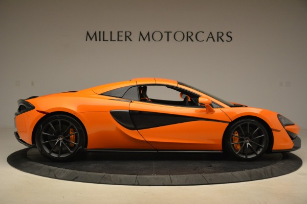 Used 2018 McLaren 570S Spider Convertible for sale Sold at Aston Martin of Greenwich in Greenwich CT 06830 20