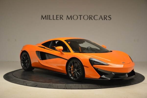 Used 2018 McLaren 570S Spider Convertible for sale Sold at Aston Martin of Greenwich in Greenwich CT 06830 21