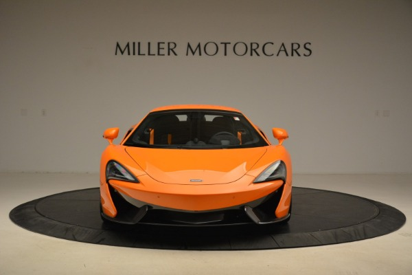 Used 2018 McLaren 570S Spider Convertible for sale Sold at Aston Martin of Greenwich in Greenwich CT 06830 22