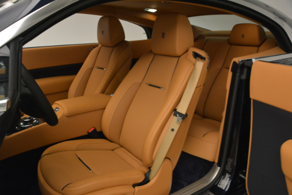 Used 2016 Rolls-Royce Wraith for sale Sold at Aston Martin of Greenwich in Greenwich CT 06830 15