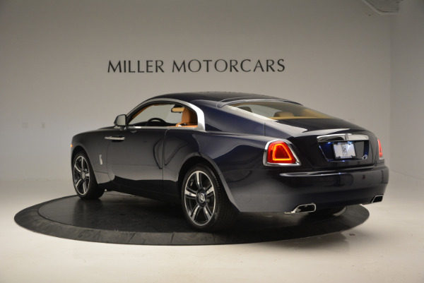 Used 2016 Rolls-Royce Wraith for sale Sold at Aston Martin of Greenwich in Greenwich CT 06830 3