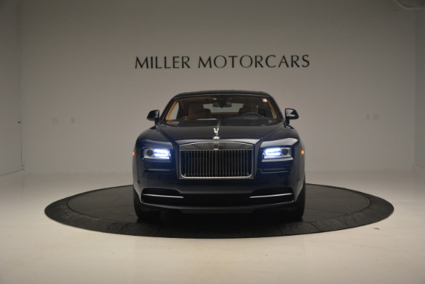 Used 2016 Rolls-Royce Wraith for sale Sold at Aston Martin of Greenwich in Greenwich CT 06830 8