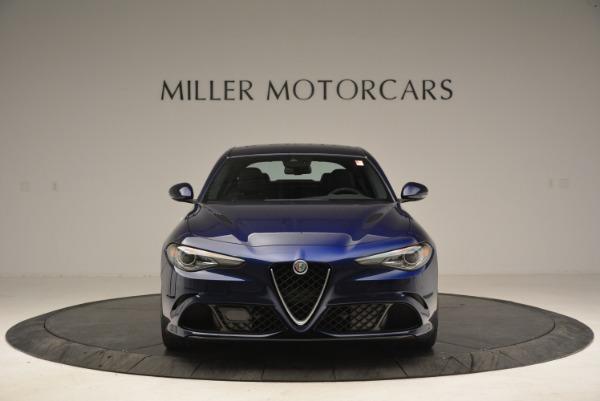 New 2018 Alfa Romeo Giulia Quadrifoglio for sale Sold at Aston Martin of Greenwich in Greenwich CT 06830 12
