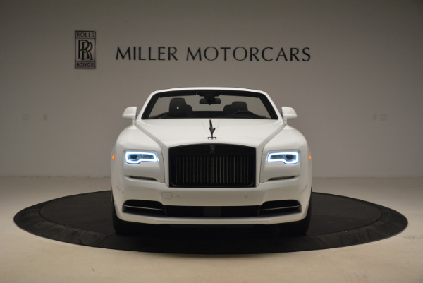 New 2018 Rolls-Royce Dawn Black Badge for sale Sold at Aston Martin of Greenwich in Greenwich CT 06830 12