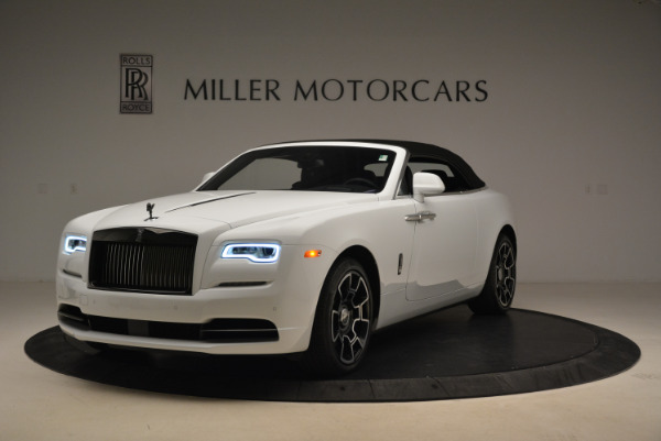 New 2018 Rolls-Royce Dawn Black Badge for sale Sold at Aston Martin of Greenwich in Greenwich CT 06830 13