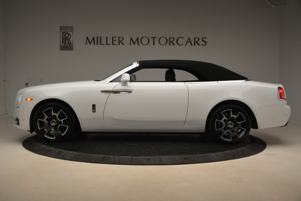 New 2018 Rolls-Royce Dawn Black Badge for sale Sold at Aston Martin of Greenwich in Greenwich CT 06830 15