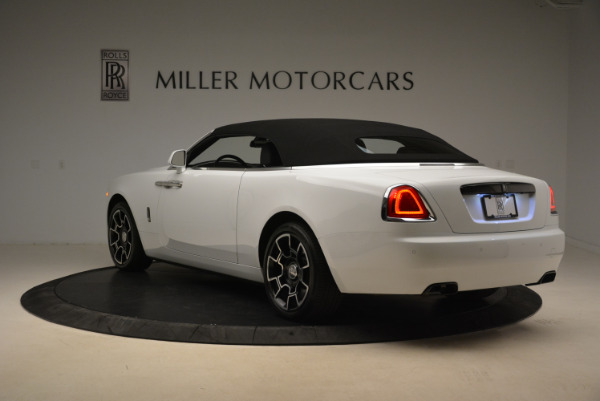 New 2018 Rolls-Royce Dawn Black Badge for sale Sold at Aston Martin of Greenwich in Greenwich CT 06830 17