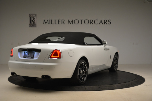 New 2018 Rolls-Royce Dawn Black Badge for sale Sold at Aston Martin of Greenwich in Greenwich CT 06830 19