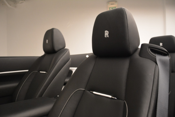 New 2018 Rolls-Royce Dawn Black Badge for sale Sold at Aston Martin of Greenwich in Greenwich CT 06830 28