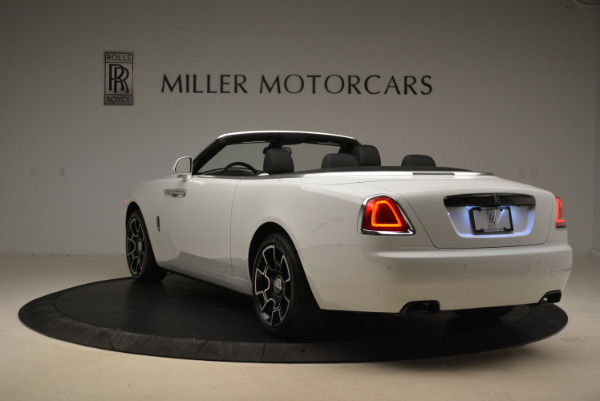 New 2018 Rolls-Royce Dawn Black Badge for sale Sold at Aston Martin of Greenwich in Greenwich CT 06830 6