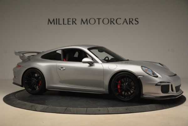 Used 2015 Porsche 911 GT3 for sale Sold at Aston Martin of Greenwich in Greenwich CT 06830 10