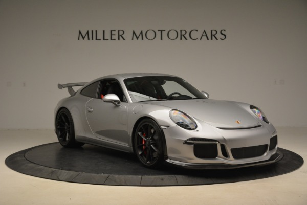Used 2015 Porsche 911 GT3 for sale Sold at Aston Martin of Greenwich in Greenwich CT 06830 11