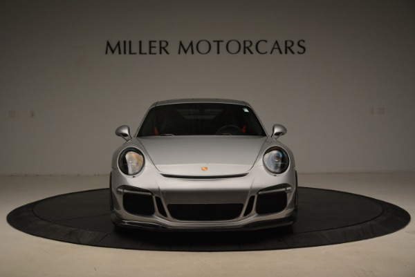 Used 2015 Porsche 911 GT3 for sale Sold at Aston Martin of Greenwich in Greenwich CT 06830 12