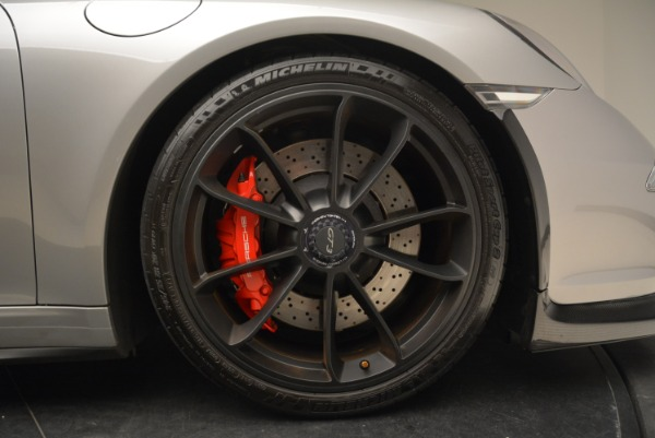 Used 2015 Porsche 911 GT3 for sale Sold at Aston Martin of Greenwich in Greenwich CT 06830 15