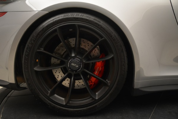 Used 2015 Porsche 911 GT3 for sale Sold at Aston Martin of Greenwich in Greenwich CT 06830 16