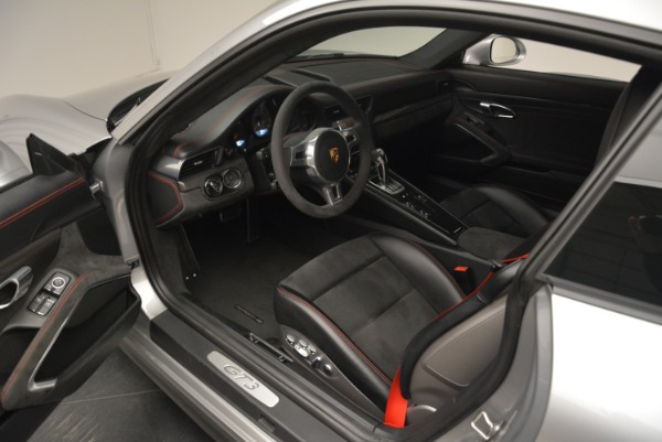 Used 2015 Porsche 911 GT3 for sale Sold at Aston Martin of Greenwich in Greenwich CT 06830 21