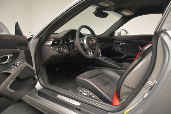 Used 2015 Porsche 911 GT3 for sale Sold at Aston Martin of Greenwich in Greenwich CT 06830 24