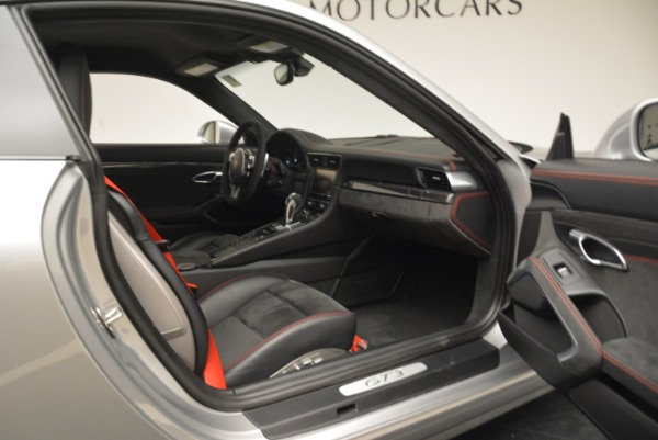 Used 2015 Porsche 911 GT3 for sale Sold at Aston Martin of Greenwich in Greenwich CT 06830 25