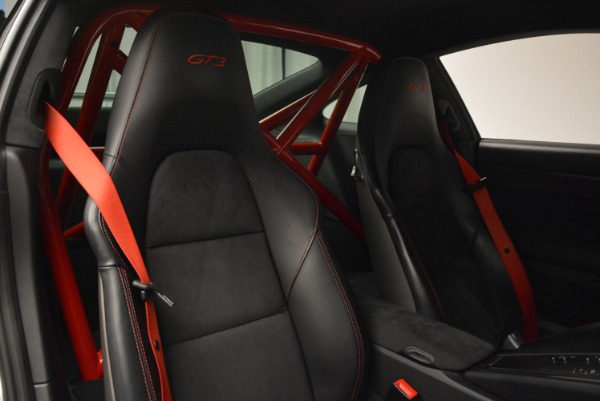 Used 2015 Porsche 911 GT3 for sale Sold at Aston Martin of Greenwich in Greenwich CT 06830 26