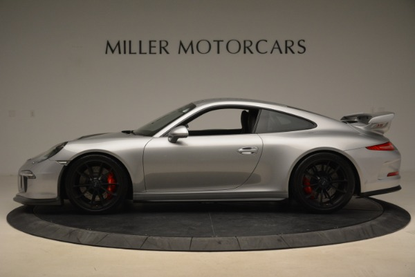 Used 2015 Porsche 911 GT3 for sale Sold at Aston Martin of Greenwich in Greenwich CT 06830 3